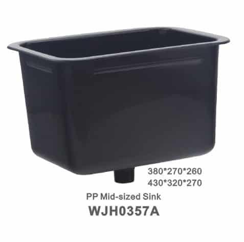 Bồn rửa hóa chất phòng thí nghiệm Model: WJH0357A