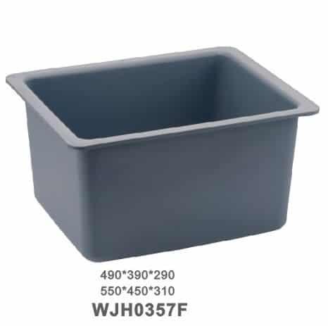 Bồn rửa hóa chất phòng thí nghiệm model: WJH0357F