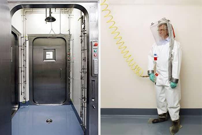 Bên trong những Phòng thí nghiệm BSL-4: Nơi virus không thể nào thoát ra ngoài