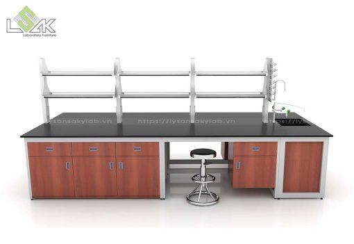 3d bàn thí nghiệm trung tâm
