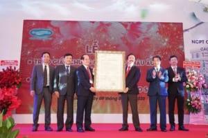 Savipharm được cấp giấy chứng nhận GMP châu Âu