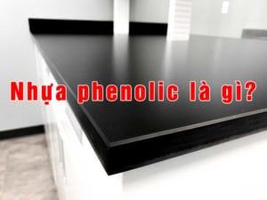 Nhựa phenolic là gì?
