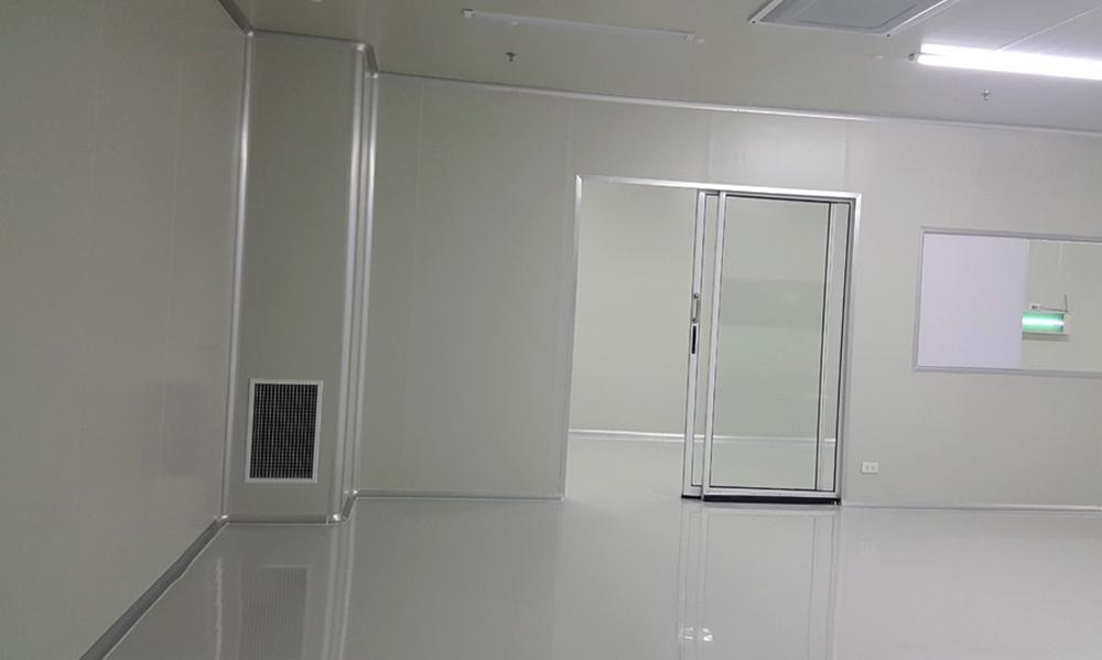 tấm panel ứng dụng trong thi công phòng sạch