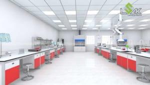 Công ty thiết kế phòng thí nghiệm uy tín chuyên nghiệp TPHCM