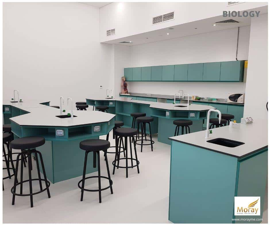 Phòng thí nghiệm sinh học