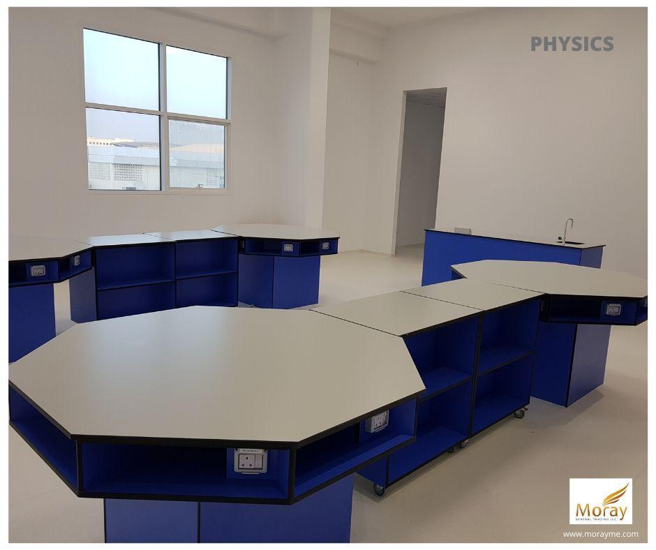 Phòng thí nghiệm vật lý