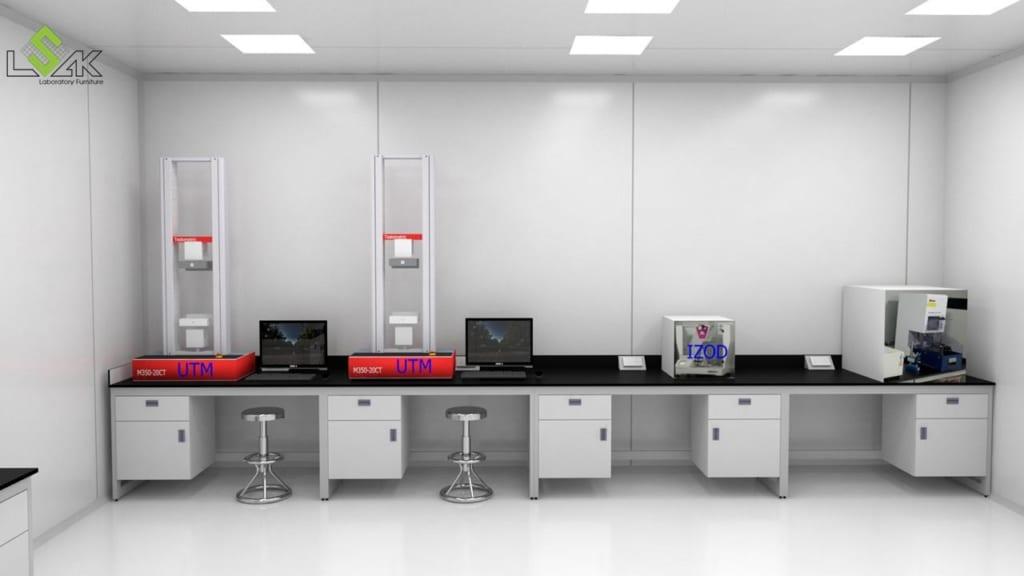 Phòng thí nghiệm công ty SamYang