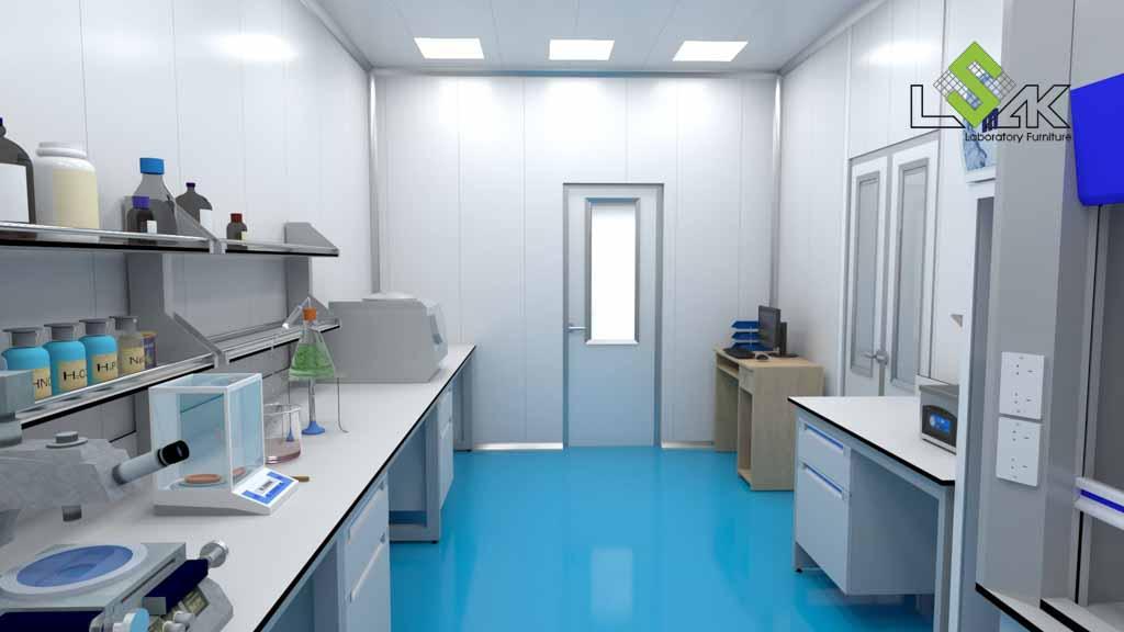 Phòng hóa phòng thí nghiệm nuôi trồng thủy sản