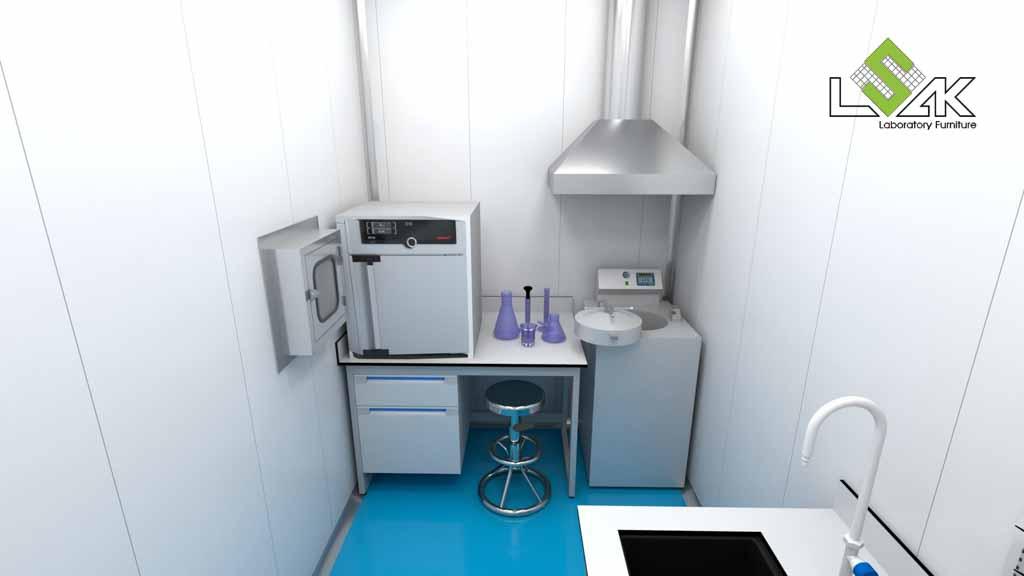 Thiết kế phòng thí nghiệm nuôi trồng thủy sản