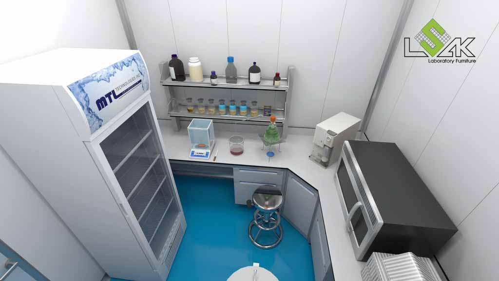 tủ lạnh bảo quản mẫu phòng thí nghiệm nuôi trồng thủy sản