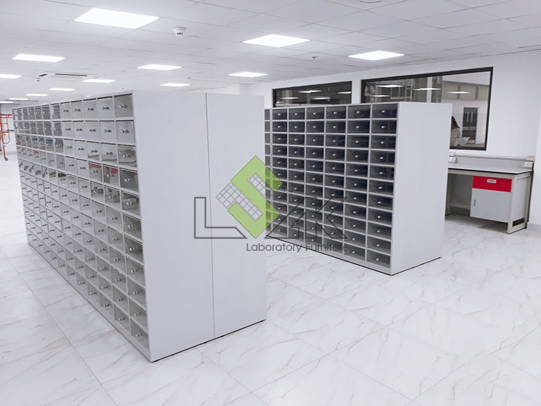 tủ lưu mẫu phòng thí nghiệm