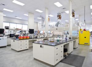 Phòng thí nghiệm thực phẩm và nông nghiêp