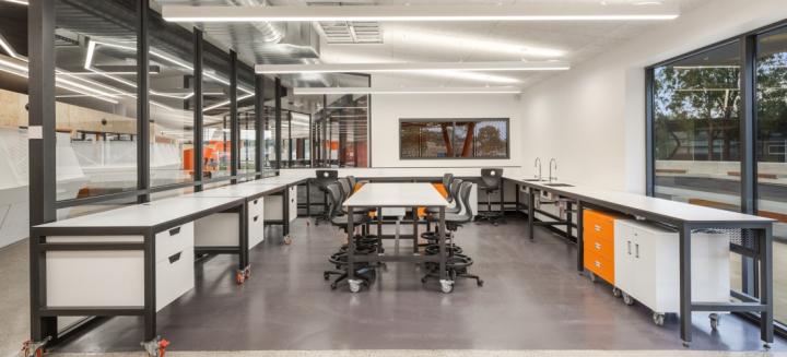 Phòng thí nghiệm linh hoạt