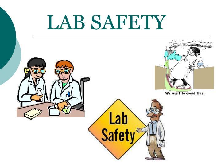 Quy tắc an toàn cho phòng thí nghiệm