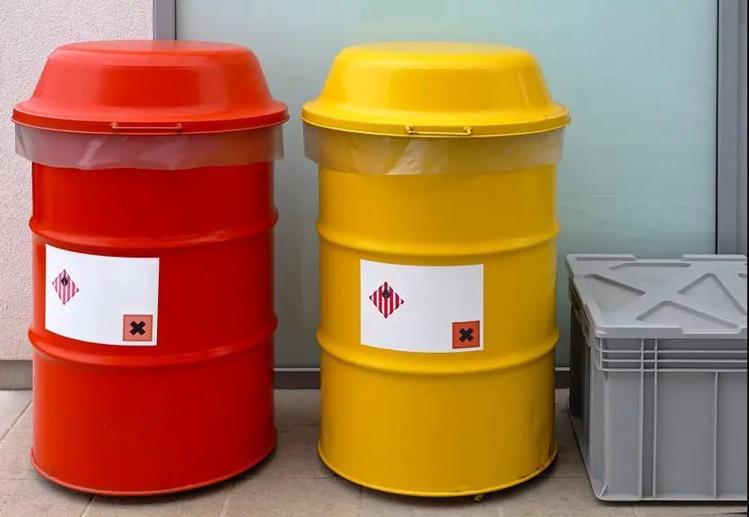 rác thải được kiểm soát