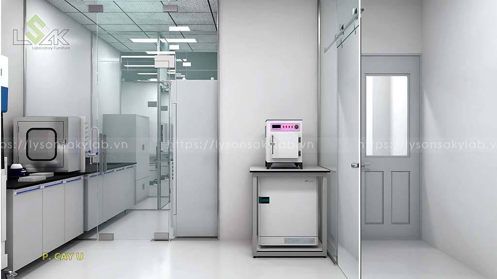 Phòng cấy ủ nhà máy thực phẩm