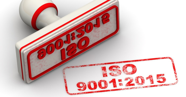 tiêu chuẩn ISO 9001: 2015