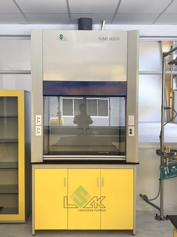 Tủ hút khí độc phòng thí nghiệm công ty Techbond MFG (Việt Nam)