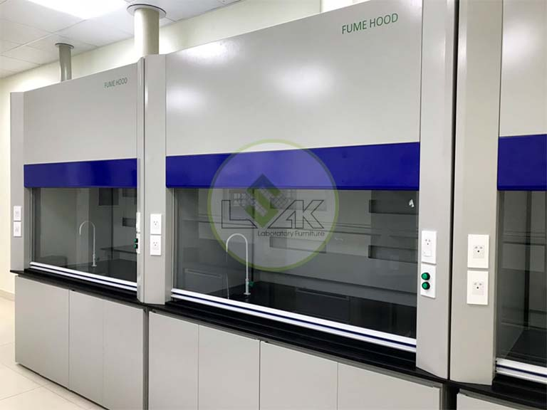 Laboratory Fume Hood Chemical Exhaust Hood
