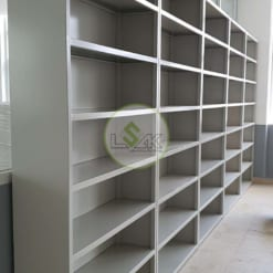 Kệ lưu mẫu nhiều ngăn phòng thí nghiệm bằng thép sơn tĩnh điện