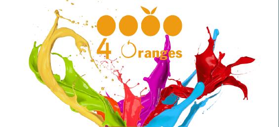 Sơn 4 Oranges