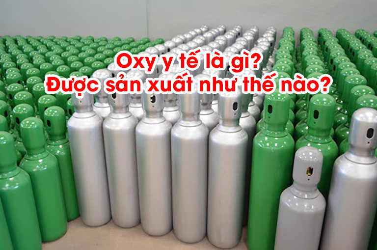 Oxy y tế là gì?