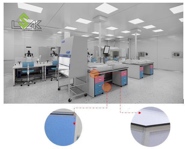 Vật liệu chuyên dụng phòng xét nghiệm