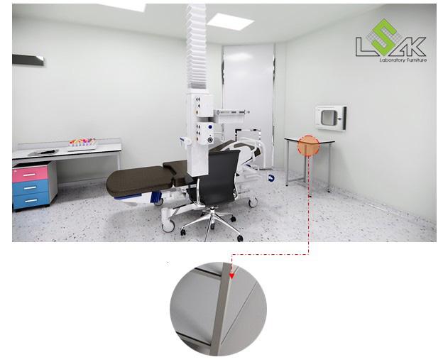 Vật liệu khung bàn inox SUS304
