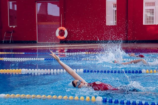 Hồ bơi Trường Tiểu học, THCS &THPT Hoàng Việt (Trường Hoàng Việt) tọa lạc tại TP. Buôn Ma Thuột (tỉnh Đắk Lắk)