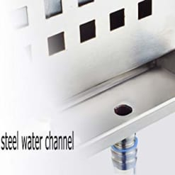 Máng thu nước giá phơi dụng cụ thí nghiệm