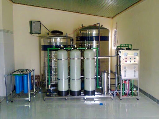 Hệ thống lọc nước tinh khiết 500l