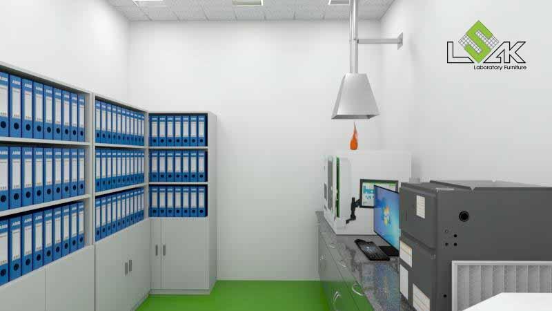 Tủ lưu trữ hồ sơ