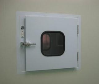 Passbox hộp trung chuyển mẫu phòng thí nghiệm