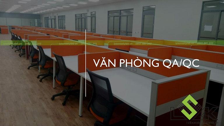 Văn phòng QA/QC